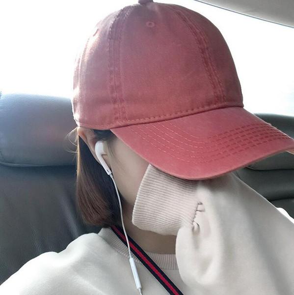 New Brand 2018 Snapback Caps 8 Colors Baseball Cap Bboy Hip-hop polo Hats For Men Women Baseball Caps Dad Hat Adjustable Size L98P6TY22