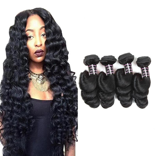 Good 8A Brazilian Hair Bundles Body Wave Loose Deep Water Wave Deep Curly Human Hair Extensions Group Price Peruvian Malaysian Hair Wefts