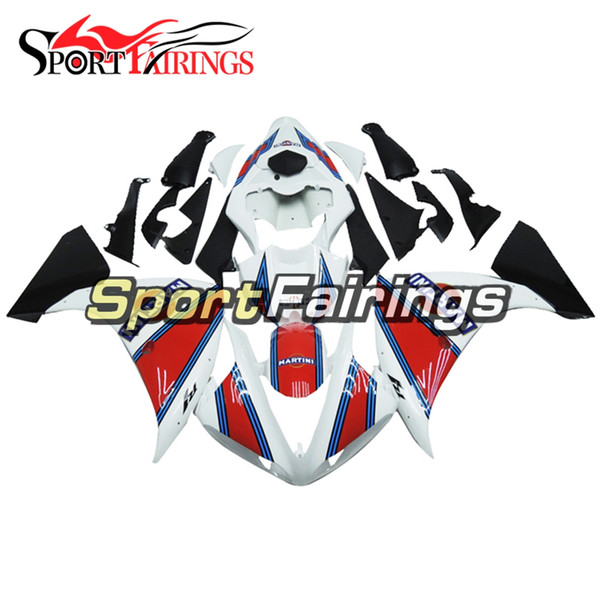 Full Fairing Kit For Yamaha YZF1000 R1 09 10 11 2009 - 2011 ABS Plastic Motorcycle Body Kit Bodywork Sportbike Gloss Red White Blue Cowlings