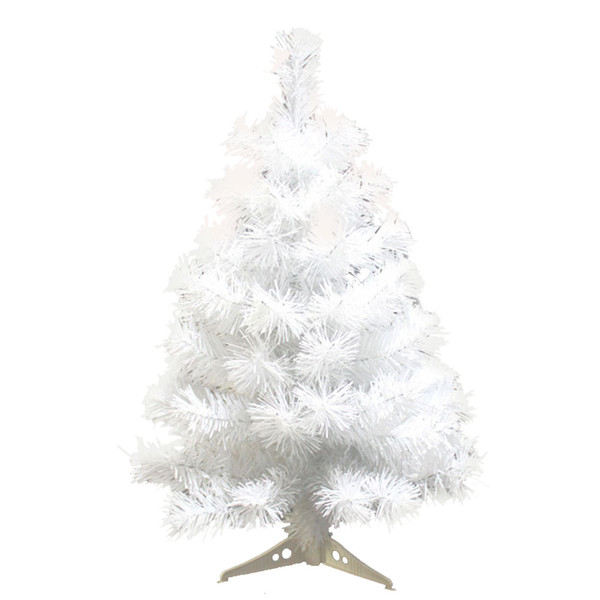 1pc 60cm Artificial Christmas Tree with Plastic Stand Holder Base for Christmas Home Party Decortaion