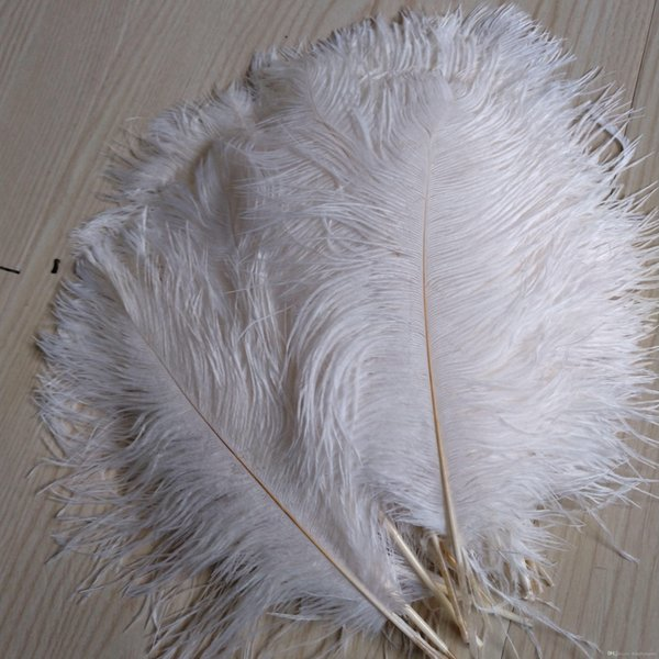 wholesale 14-16 INCH (35-40cm) Ostrich Feather Plume for Table Decoration wedding centerpieces decor party event supply decor z134