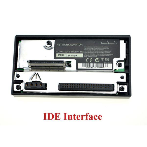 Adattatore di rete per PS2 Fat Console IDE Socket HDD SCPH-10350 per Sony Per Playstation 2 Fat Sata Socket