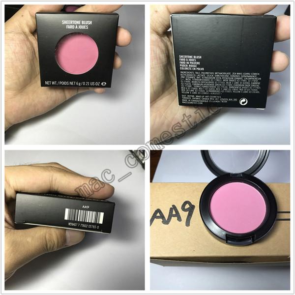 1pcs ePacket free shipping Face bulsh 6g Sheertone Blush 24 colors available SHEERTONE Blush 100%real photo