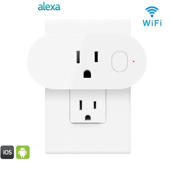Mini Smart Plug Works With Alexa Echo Google Home And IFTTT