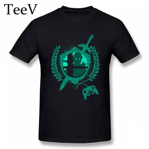 Unique Design For Manthe Legend Of Zelda Link T Shirt Plus Szie Hot Sale New Arrival Casual Tee Shirt