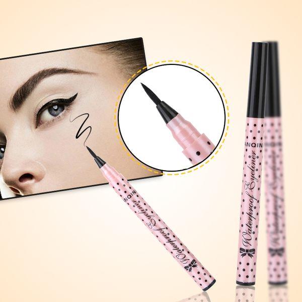 1 PC Pro Waterproof Long-lasting Black Liquid Eyeliner Eye Liner Pencil Pen Makeup Cosmetic Tool
