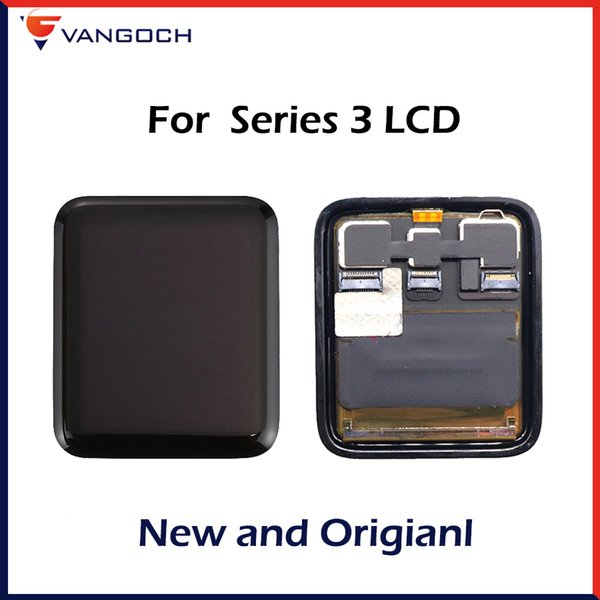 Original For Apple Watch Series 3 LCD Display Touch Screen Digitizer Series3 S3 38mm/42mm Replacement GPS+Cellular/Only GPS