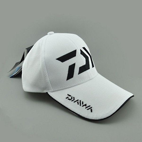 783bca793a46d Summer Man  Women Adjustable Fishing Hat Daiwa Japanese Japan Sunshade  Sport Baseball Fishermen Hat Cap Black Special Bucket Hat