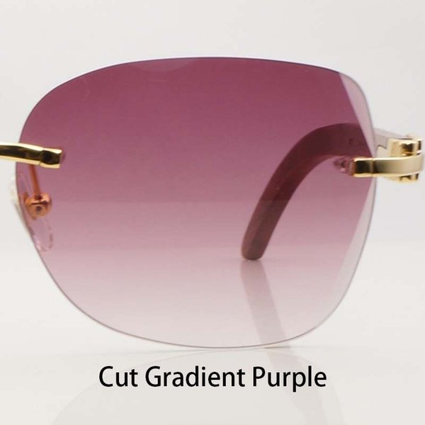 Cut GradientPurple