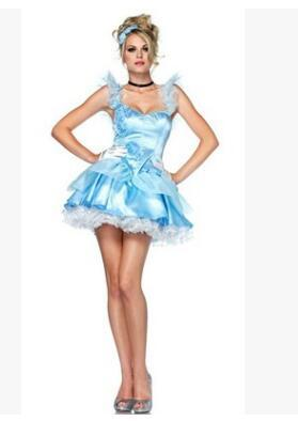 Disfraz de cenicienta de cristal Disfraz de princesa Halloween para adulto