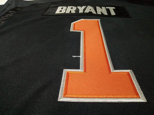 2019 Cheap Men 1 Black Orange Dez Bryant Oklahoma State Cowboys Alumni College Football Jerseys Or Custom Any Name Or Number Jersey From Xiaocai2017