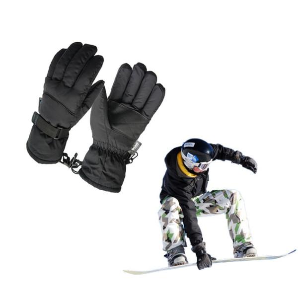 Mann Wintersport Motorrad warme Handschuhe warm für das wasserdichte