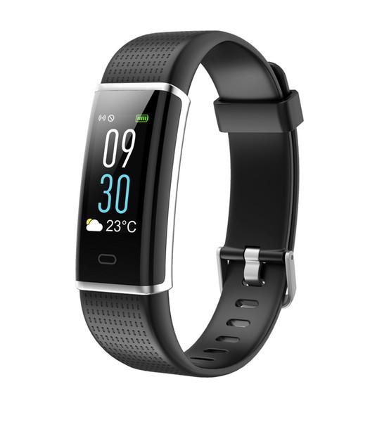 ID130C Akıllı Bant GPS Bluetooth Çoklu Spor Spor Bilezik Izci Uzaktan Kamera Akıllı Kalp Hızı Monitörü