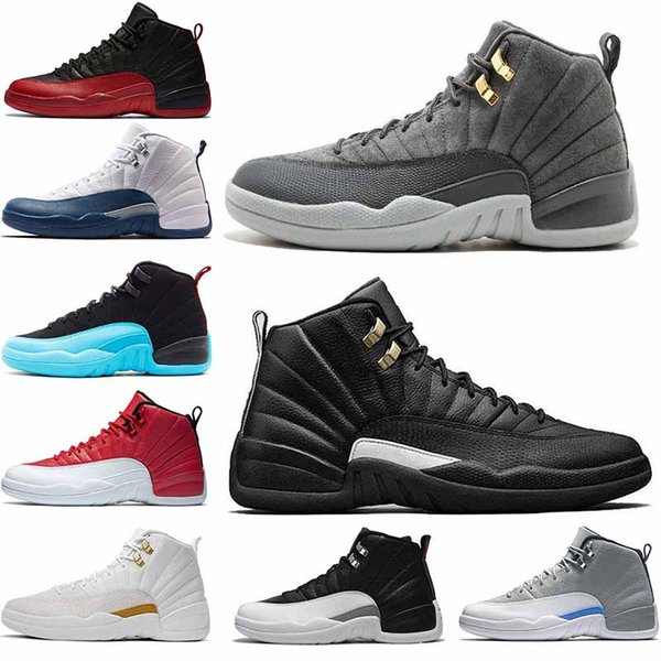 12s basketball balls shoes the master OFF Graduation Pack Michigan Bulls UNC OV white designer sneakers for men women Sports shoe trainers