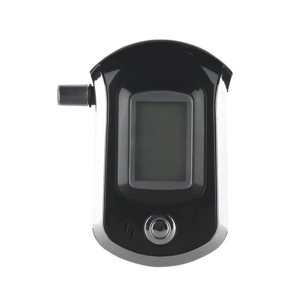 High Quality ALC Smart Breath Alcohol Tester Digital LCD Breathalyzer Analyzer AT6000 T0.2