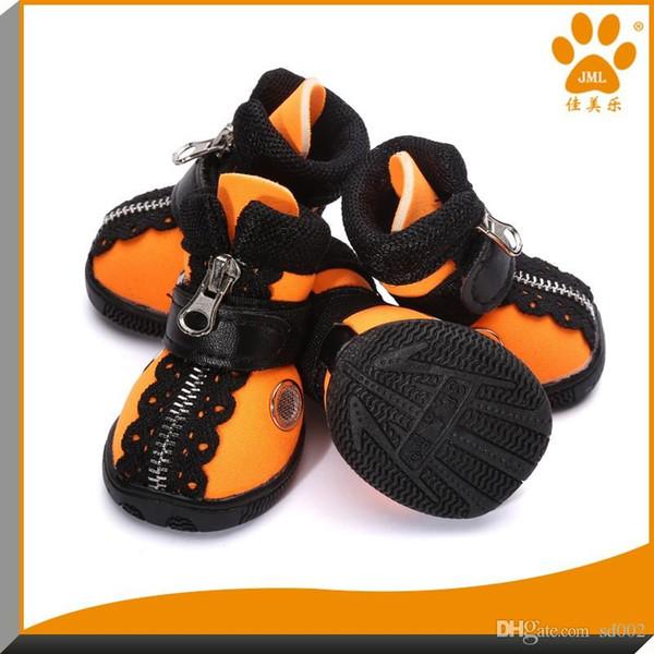 Pet Supplies Soft Net Schuhe für Cute Puppy Belüftung Spitze Kleine Hunde Accessries Praktische Sommer Breathless Easy Carry 34cy cc