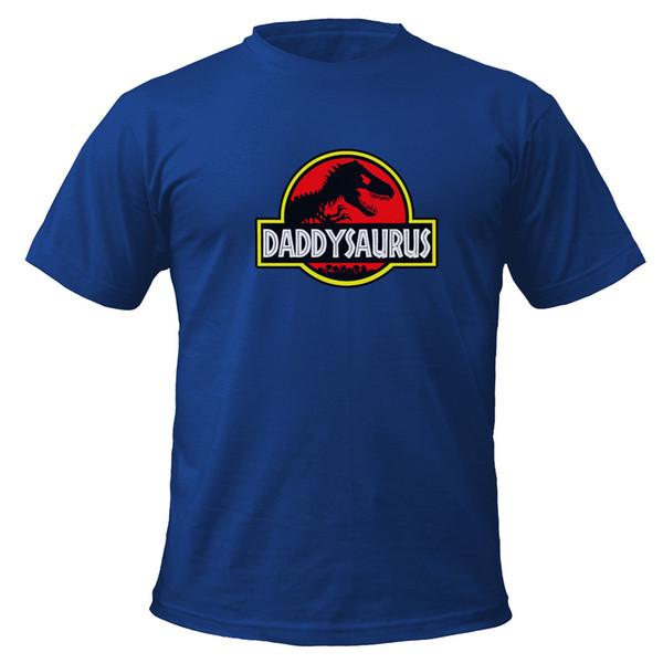 Dettagli zu Daddysaurus T-shirt, giorno di padri, papà, papà, dinosauro, jurassic, preistorico Casual Divertente spedizione gratuita Unisex tee regalo
