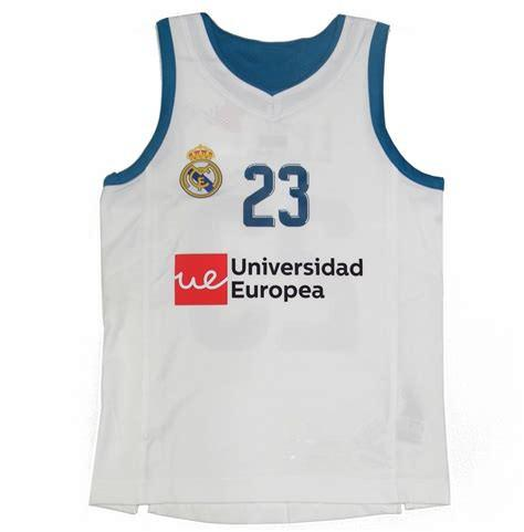 new concept aff59 76bee 2018 Mens #23 Sergio Llull Real Madrid Basketball Jersey Embroidery  Stitched Custom Any Number And Name Jersey From Hezongming77, $32.15 |  Dhgate.Com