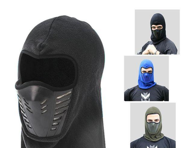 Warm Balaclava Full Face Mask Cover Winter Fleece Warmer Wind Proof Face Mask Fit Helmet Hat for Adults Women & Man