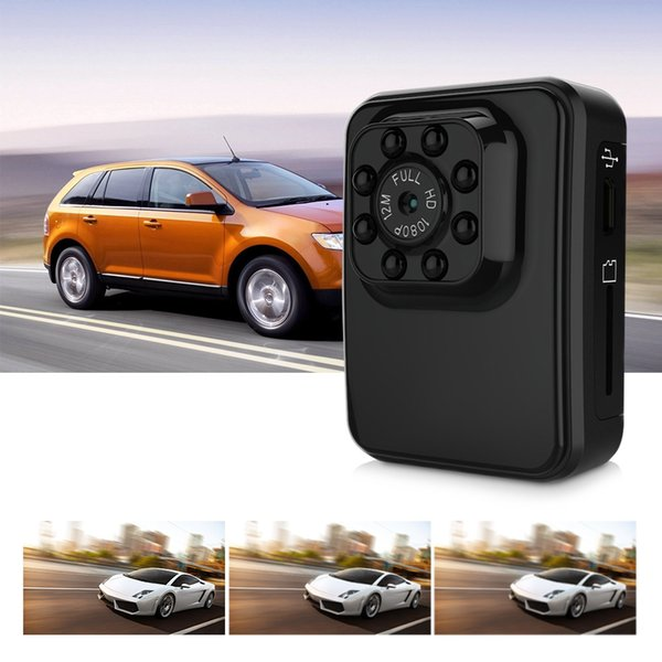 R3 Mini Full HD Car DVR DV Camera 1080P Night Vision Motion Detection for Driving Recorder Outdoor Sports Home Security