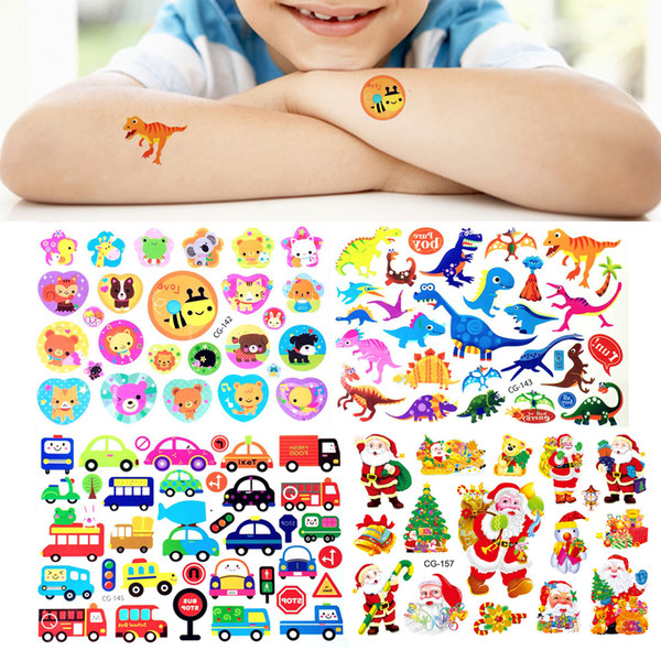 Cute Bee Cartoon Temporary Tattoo Stickers Gadgets Body Arm Art Children Summer Style Tattoo Kids Small Waterproof Tatto Insect