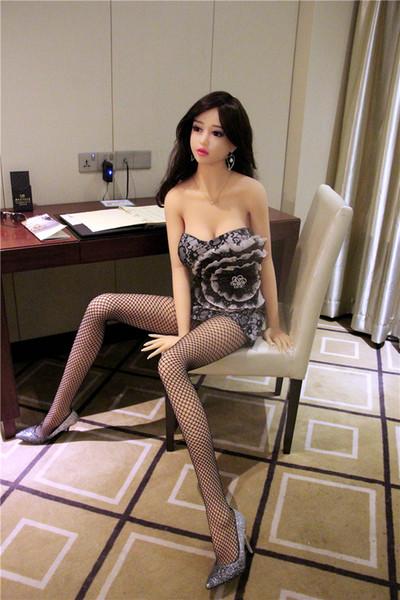 QCLDOLL muñecas sexuales coreanas tamaño completo de la vida del cuerpo muñecas sexuales realistas del silicón para los hombres estadounidenses
