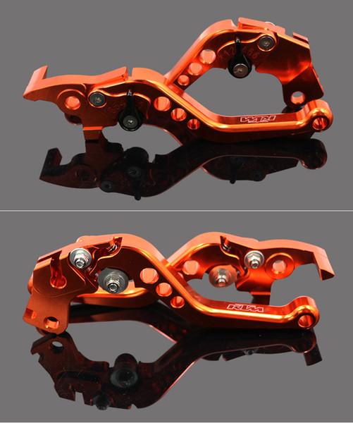 best selling Aluminum Short Brake Clutch Levers for KTM DUKE 125 200 DUKE 390