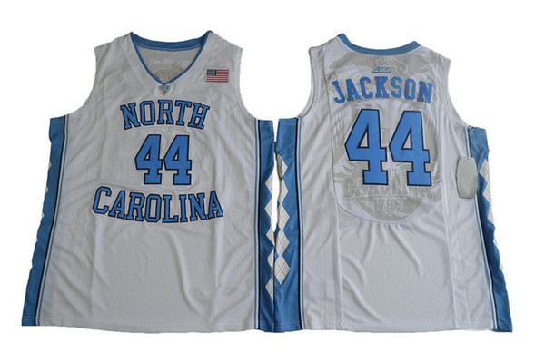 best website 925b0 3dee6 2018 #44 Justin Jackson Jersey North Carolina Tar Heels Basketball Jersey  Embroidery Stitched Top Quality From Hezongming77, $18.09 | Dhgate.Com