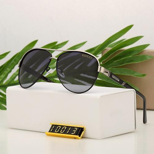 2018 10013 fabricants de lunettes de soleil de commerce extérieur de lunettes de soleil pour hommes dirigent une vente de lunettes de cheveux en gros