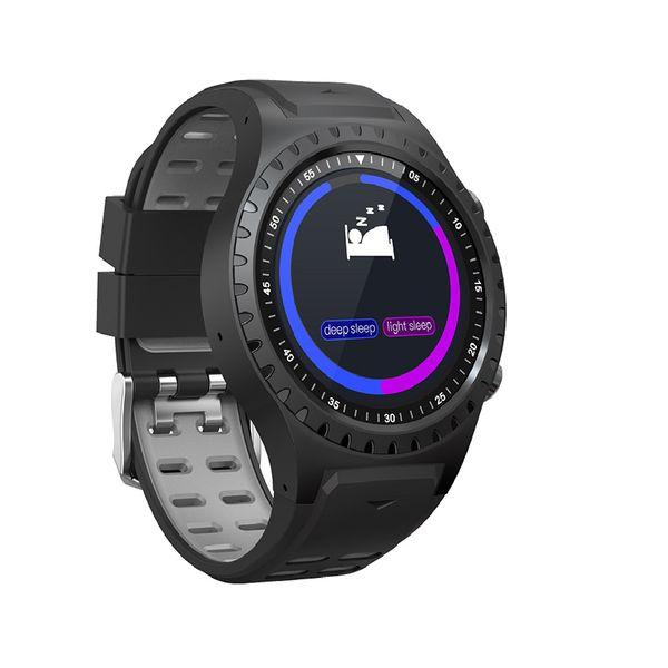 Popular Multi Sports Smart Watch Long Time Standby Support SIM Card GPS Heart Rate Fitness Tracker Sleep Monitor Alarm Bracelet