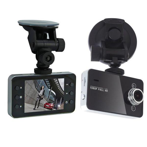 Hot DVR K6000 1080P Full HD LED Night Recorder Dashboard Vision Veicular Camera dashcam Carcam video Registrator Car DVR free shipping