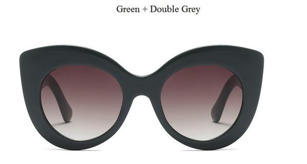 Verde Doble Gris