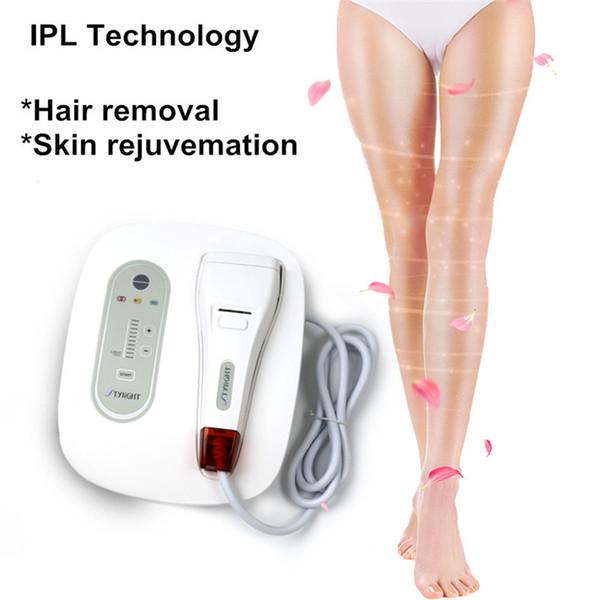 IPL Laser Epilator Permanent Hair Removal Women Armpit Bikini Laser Depilador Facial Acne Removal Beauty Device DHL Fast Shipping