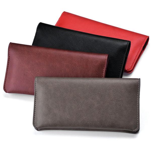 universal wallet case for iPhone 5 5S 5C 4 4S coque fundas for iPhone X 6 6S Plus 7 Plus 8 Plus