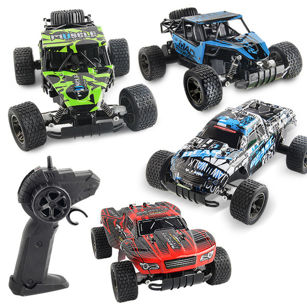 1: 20 Charge High Speed Off - road climbing car Small High Speed Remote Control Vehicle Cross - border Explosions