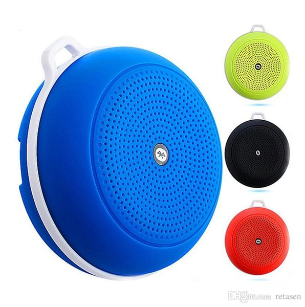 2018 Outdoor sports Portable Wireless Bluetooth Speaker mini speakers Handsfree Receive Call for Samsung iPhone Laptop iPad MP3 MP4 TF Card