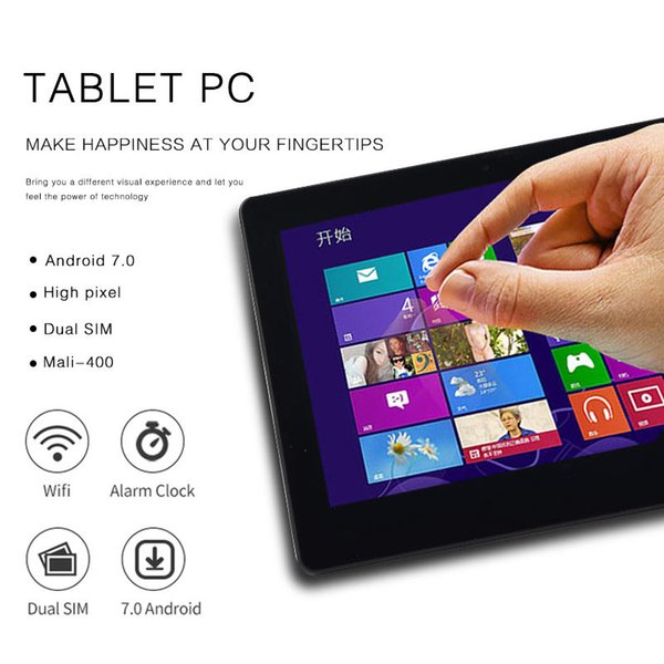 FENGXIANG 10.4 inch Tablets For Android7.0 3G Octa Core LTE PC Tablets 1920*1280 Resolving Power 8MP 8000mAh Office