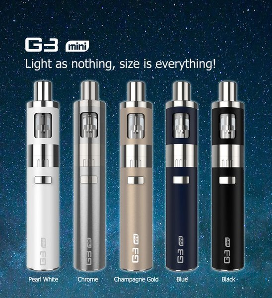 Original LSS Mini G3 e Kit cigarro GS mini g3 vape caneta 900 mah bateria 1.0ohm 2 ml vaporizador kit cigarros eletrônicos e cig