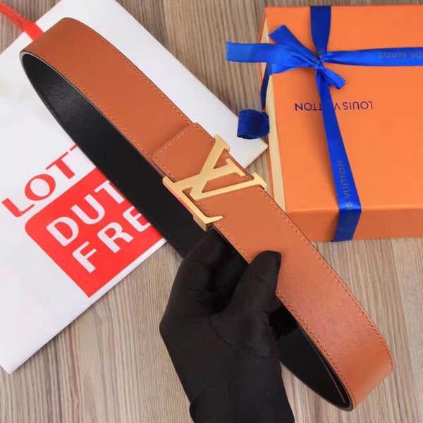 Модельер, L пряжка ремня, мужская одежда, женские пояса, роскошные высокое качество пояс мужская подлинная кожаный пояс.