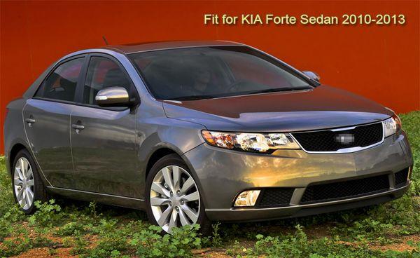 "24/"" /& 20/"" Car Windshield Wiper Blade Bracketless for KIA Forte Sedan 2010-2013"