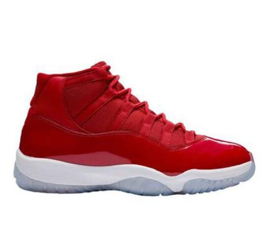 Wholesale 11 Gym Red 11s Heiress Black Stingray Midnight Navy Bred Concord Shoes 11s Mens Womens Kids Basketball Shoes Sneakers