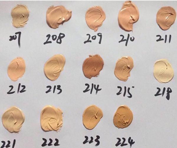 Ready to ship 14 colors Concealer Foundation Make Up Cover Primer Concealer Base Professional Face Makeup Contour Palette Makeup Base 120pcs