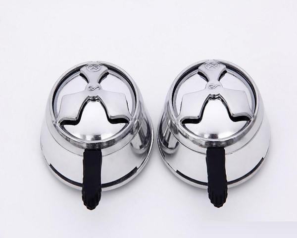 50pcs/lot Metal Shisha Hookah Bowl Charcoal Holder Head Stove Burner Heat Keeper Mangueira Narguile Carbon box Chicha Hookah GBN-086