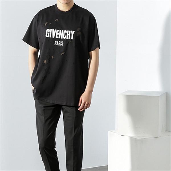 b2b6f0075853 hot summer tee s men Promo Codes - Mens Designer T Shirts Women Luxury  Shirts Summer