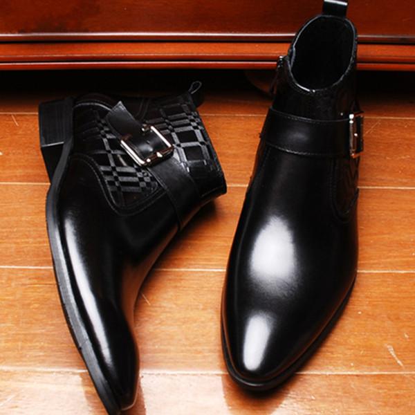 Aus Braun Herren 44 Martin Größe Shop120 Leder Stiefeletten Großhandel Stiefel Gorgeous Schwarz 61 Echtem Wies Von 38 Auf Friseur wk8nPO0X