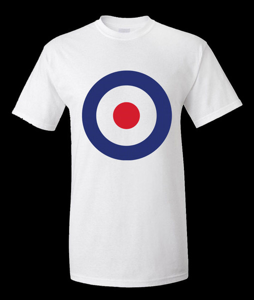 TARGET T SHIRT POLYESTER SUBLIMATION PRINTED
