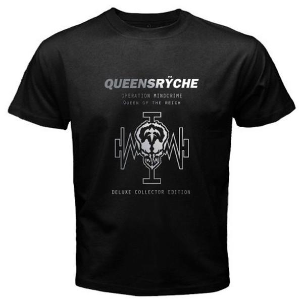 The Factory Outlet Logotipo Do Punk Rock Band dos homens T-Shirt Preta Tamanho S M L Xl 2Xl 3Xl Tees Camisa Dos Homens Únicos Personalizado de Manga Curta Namorados XXXL