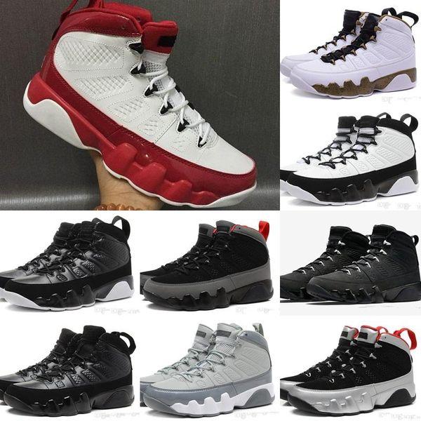 1070f0eb784 2018 9 Johnny Kilroy Men basketball shoes Cool Grey Anthracite The Spirit  Tour Yellow PE OG