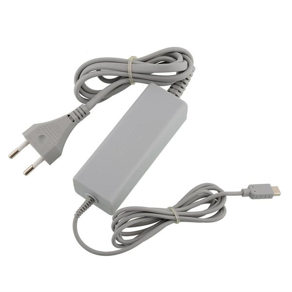 top popular Replacement Wall Power Supply Charging AC Adapter Charger & Cable for Wii U Gamepad Controller DHL FEDEX EMS FREE SHIPPING 2021