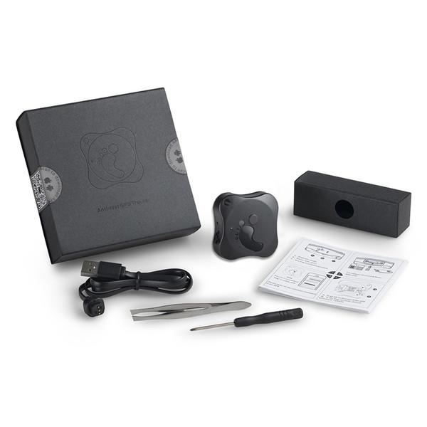 Meilleures offres Mini Wifi tracker GPS étanche 5D Activité intelligente Trackers pour animaux alarme personnelle SOS clôture Geo 3D